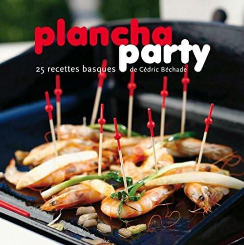 Libro de recetas Plancha Party: Amazon.es: Jardín