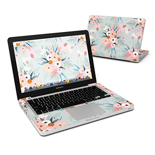 "Ada Garden Full-Size 360° Protector Skin Sticker for Apple MacBook Pro 13"" Inch - Ultra Thin Protective Vinyl Decal wrap Cover"