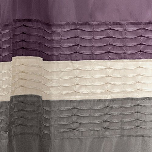 purple and green shower curtains - 9