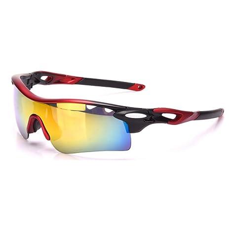 Bangxiu Gafas Protectoras para los Ojos Gafas de Sol ...