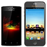 Videocon Graphite 2 v45gd (1GB Ram, 8 GB Rom) Mobile with Maxx AX5i Duo Mobile