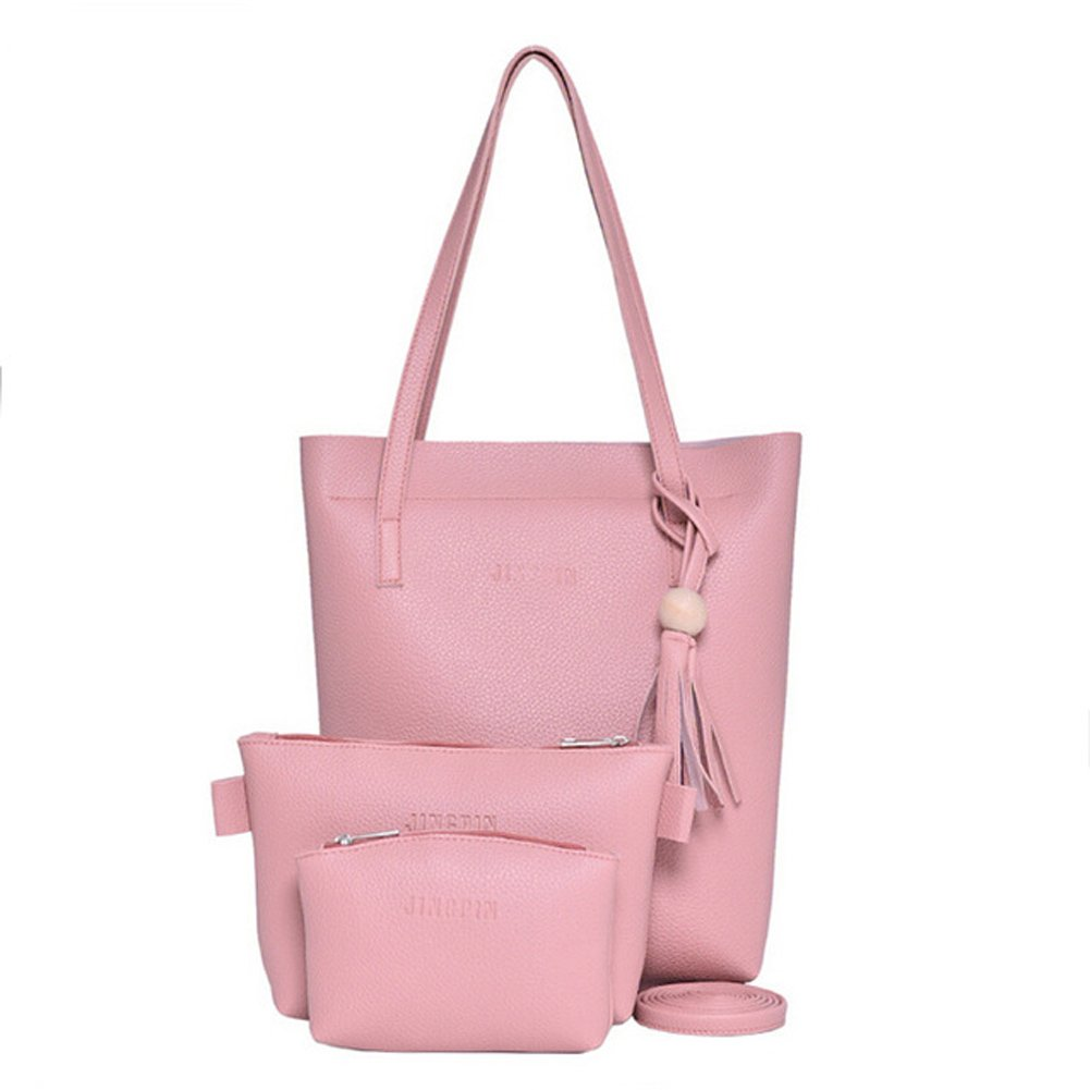 3 PCS Women Handbag Sets...