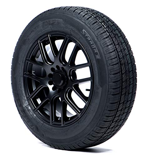 Vercelli Strada 3 All-Season Tire - 235/60R18 107H (Best Price For 235 60r18 Tires)