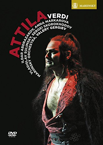 Valery Gergiev - Attila (Blu-ray)