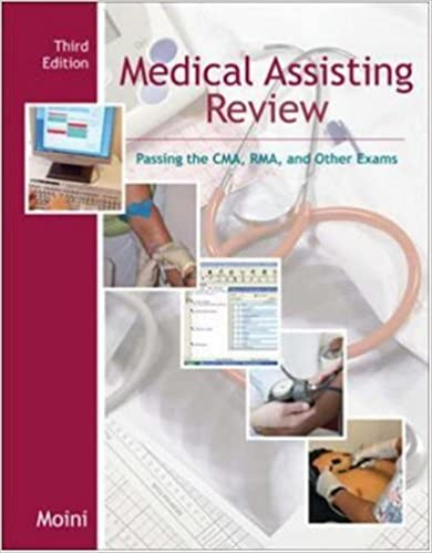 Medical assisting review passing the cma rma other exams w medical assisting review passing the cma rma other exams wstudent cd rom 9780073309798 medicine health science books amazon fandeluxe Gallery
