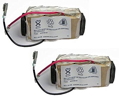 Black & Decker GS500 3.6 Volt Internal Battery (2 Pack) # 243150-01SV-2pk
