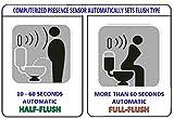 FlushMinder Automatic Dual-Flush System DIY