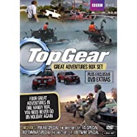 Top Gear - The Great Adventures 1 & 2