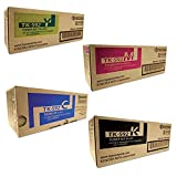 Kyocera Mita TK592 Standard Yield Toner Cartridge Set