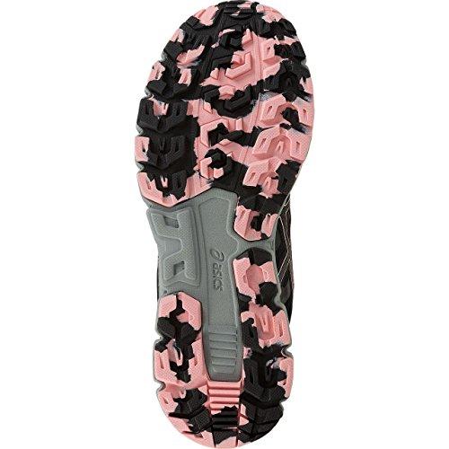 Pictures of ASICS Women's Gel-Scram 4 Running Shoe 1012A039 black 2