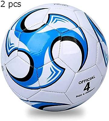 AM-pet kennel Cómodo Compuesto de balón de fútbol de tamaños 3, 4 ...