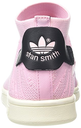 Smith Sock adidas Stan Primeknit Femme Basses Sneakers 718xAwqUx