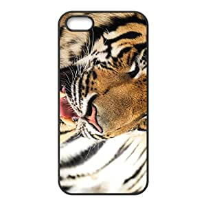 Tiger Hight Quality Plastic Case for Iphone 5s