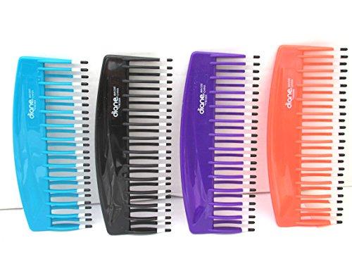 Fromm Detangler Comb Black pieces