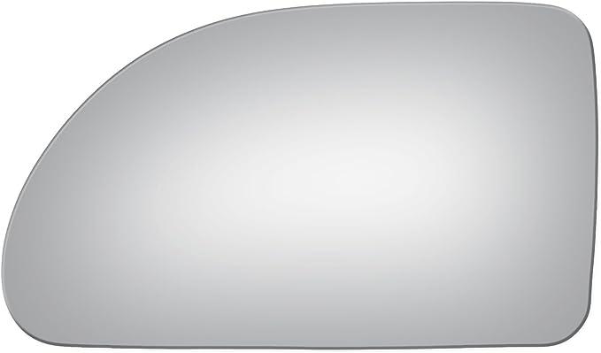 Spieg Side Mirror Glass for SATURN VUE 2008-2010 CHEVROLET CAPTIVA 2012-2015 Heated w//BackPlate Passenger Side