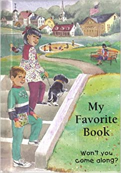 my favorite book won t you come along gerald healy