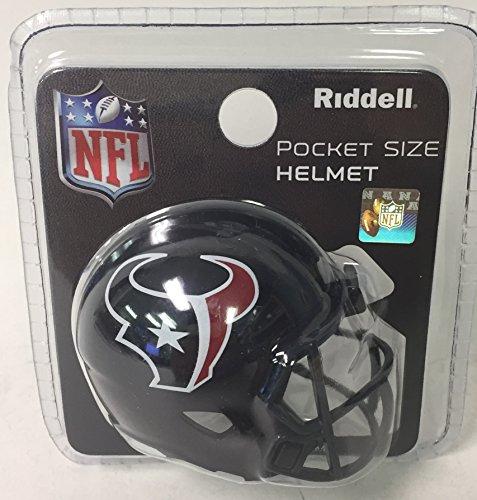 Houston Texans Riddell Speed Pocket Pro Football Helmet - New in package