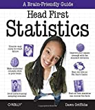 Head First Statistics by Griffiths, Dawn [O'Reilly Media, 2008] (Paperback) [Paperback]