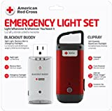 American Red Cross Emergency Light Set Provides Light Whenever and Wherever You Need It, RCELSBNDL