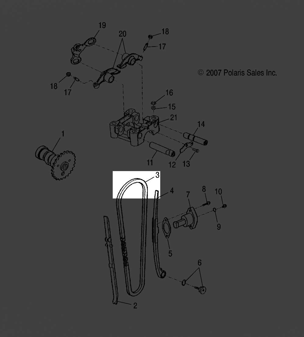 Polaris Phoenix 200 Sawtooth 2005-2017 Cam Chain 0452407 New ... on polaris phoenix fuel system, yamaha wiring diagram, honda wiring diagram, harley davidson wiring diagram, polaris phoenix fuel pump, polaris phoenix engine diagram, kawasaki wiring diagram, polaris phoenix accessories,