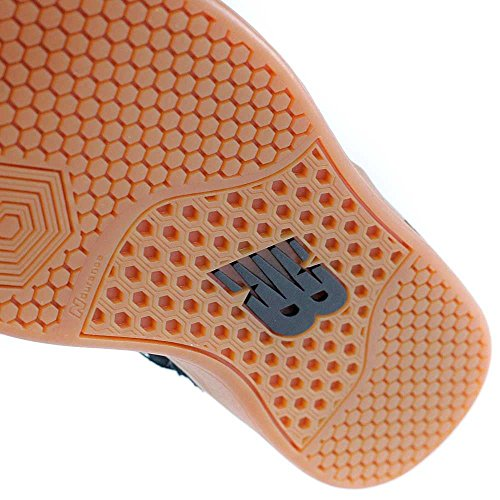 New Balance Numeric Allston 617schwarz/gum/weiß Schuh