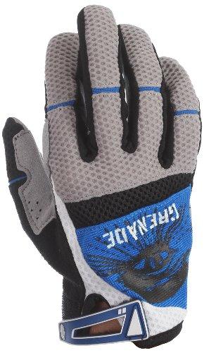 Grenade Men's Primo Glove, Gray, Small ()