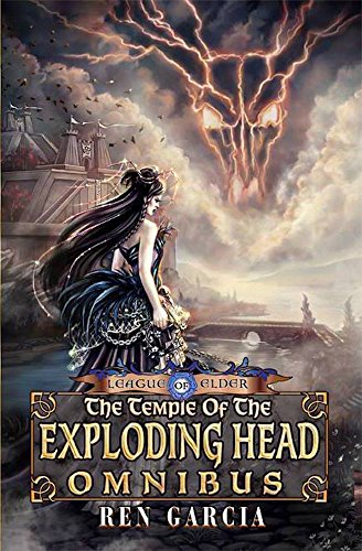 Amazon The Temple Of The Exploding Head Omnibus League Of