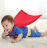 Baby Superhero Costume - Superman (8-12Months)