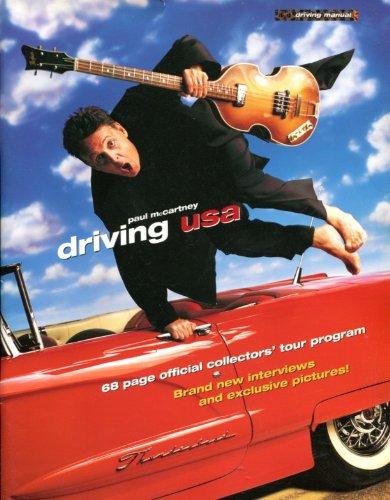 - Paul McCartney Driving USA