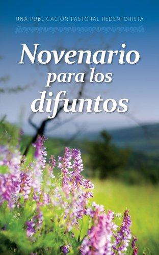Novenario Para Los Difuntos: Misioneros Redentoristas (Spanish Edition)