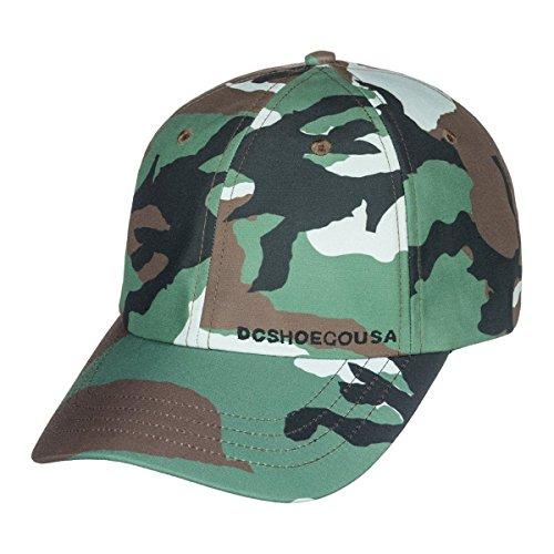 DC Apparel Men's Unexpecto Strapback Hat, camo, 1SZ ()