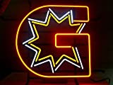Gottlieb Pinball Machine Neon Sign 24''X20'' Inches Bright Neon Light Display Game Room Man Cave Beer Bar Pub Garage New