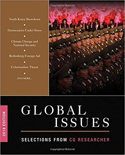 Amazon com: Global Issues: Selections from CQ Researcher