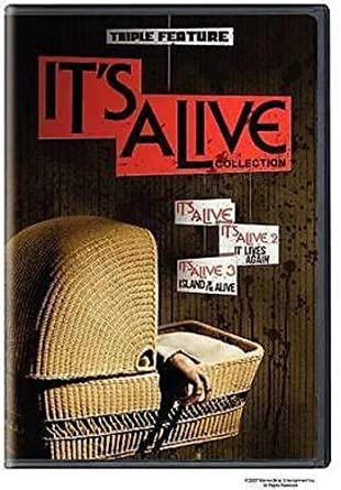 The It's Alive Trilogy directed by Larry Cohen
