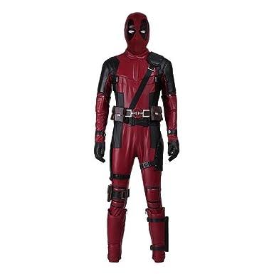 Amazon.com: cosfunmax para hombre DP película cosplay ...