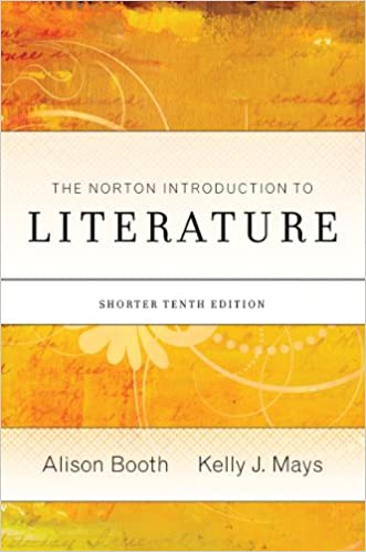 The norton introduction to literature shorter tenth edition the norton introduction to literature shorter tenth edition 1st edition fandeluxe Image collections