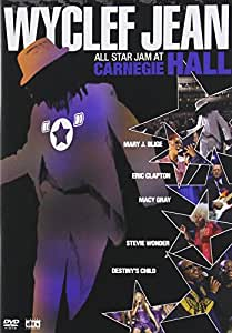 Wyclef Jean's All Star Jam At Carnegie Hall