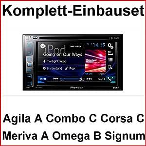 Juego completo Opel Corsa C, Omega B, Vectra C Pioneer x490dab ...