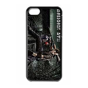 iPhone 5C Phone Cases Black Resident Evil EWD904829