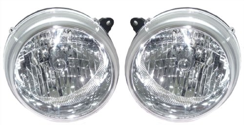 03 jeep liberty headlights - 2