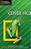 Front cover for the book National Geographic Traveler: Costa Rica by Christopher Baker