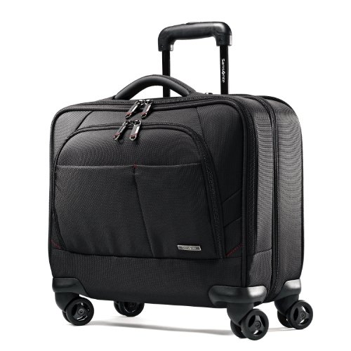 Price comparison product image Samsonite Xenon 2 Spinner Mobile Office PFT Black
