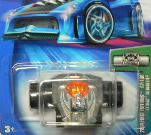 Hot Wheels 2004 First Editions 62/100 Fatbax Silhouette ()