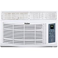 Haier HWR08XCR 8,000 BTU Air Conditioner with Remote Control