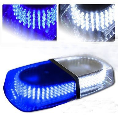 240 led emergency hazard warning led mini