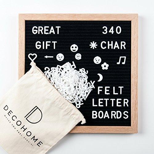 Changeable Felt Letter Board | 10