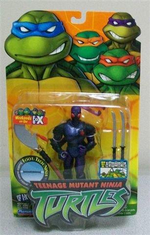Teenage Mutant Ninja Turtles: (Foot Tech Ninja) Action Figure [2003]