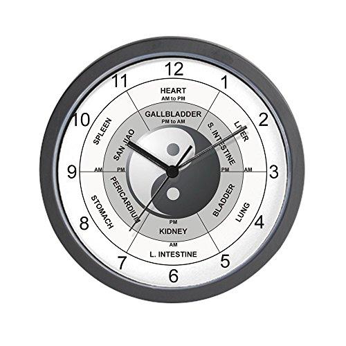 CafePress - Acupuncture Clock - Unique Decorative 10