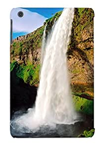 New Style Standinmyside Hard Case Cover For Ipad Mini/mini 2- Seljalandsfoss Waterfall, Iceland