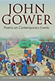 Poems on Contemporary Events, John Gower, 0888441746